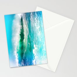 Ocean Wave Rip Curl Stationery Cards