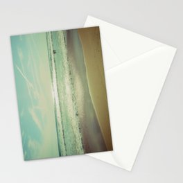 Beach Caparica Stationery Cards