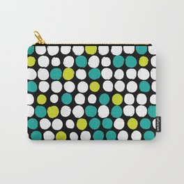 Organic Pattern 4 Carry-All Pouch