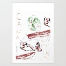cano Art Print
