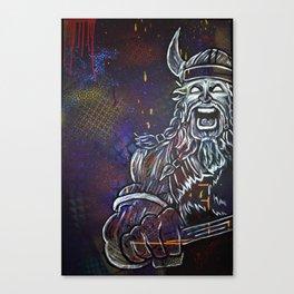 Vikingz Canvas Print