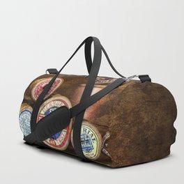 Old Cotton Bobbins Duffle Bag