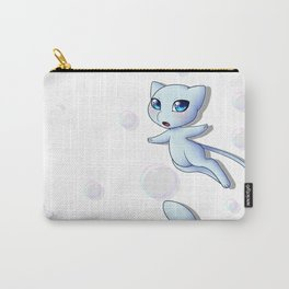 Shiny Mew Bubbles V2 Carry-All Pouch