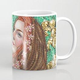 Iduna and the golden apples Coffee Mug