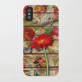 Sending Love iPhone Case