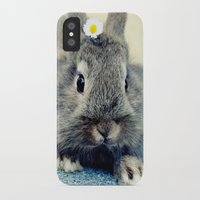 bunny iPhone & iPod Cases featuring Bunny by Falko Follert Art-FF77