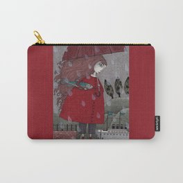 At the Harbor Carry-All Pouch