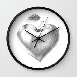 What it left of love? Wall Clock
