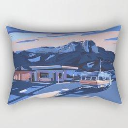 american landscape 3 Rectangular Pillow