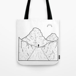 Mission To Mars, And Beyond Tote Bag