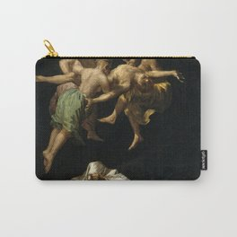 Witches' Flight Francisco Goya Carry-All Pouch