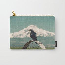 Mt. Jefferson Raven Carry-All Pouch