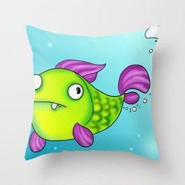 OPS!!! Throw Pillow