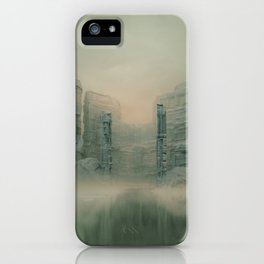 ISLAND OF THE DEAD #1 iPhone Case