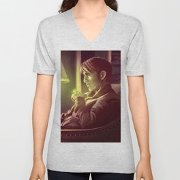 Firefly Dream Unisex V-Neck