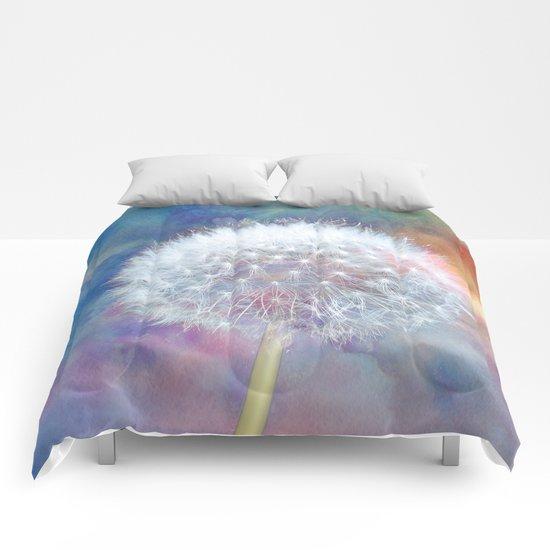 Wish you were here! Comforters