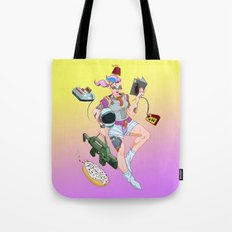 Astro Punk Sugar Rush Sprinkles  Tote Bag