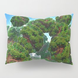 Bacterium Hedgerow Pillow Sham