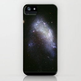541. The Impending Destruction of NGC 1427A iPhone Case