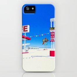 Roys Hotel iPhone Case
