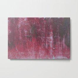 pinktexture Metal Print