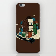 Book City iPhone & iPod Skin