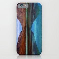 Laguna Verde iPhone 6s Slim Case