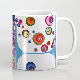 Abstract Composition 476 Coffee Mug
