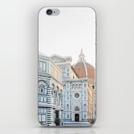 Il Duomo, Florence Italy Photography iPhone Skin
