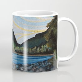 Squamish River Coffee Mug