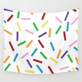 Sprinkles Wall Tapestry
