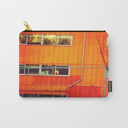 Orange Industrial Carry-All Pouch