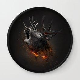 XTINCT x Elk Wall Clock