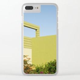 Bajamar Clear iPhone Case