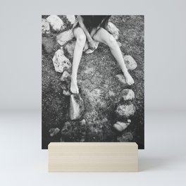 Highway to Nope Mini Art Print