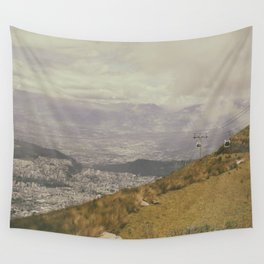 Teleferico Wall Tapestry