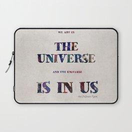 """Universe"" Print Laptop Sleeve"