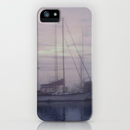 Sunrise Dock iPhone Case