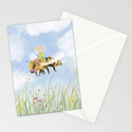 Just Buzzing About Stationery Cards