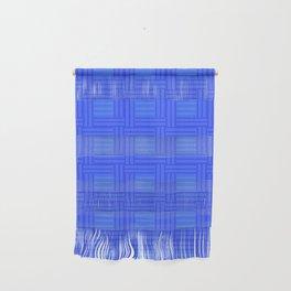 Elour Blue Tile Wall Hanging