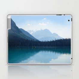 Afternoon on Emerald Lake Laptop & iPad Skin