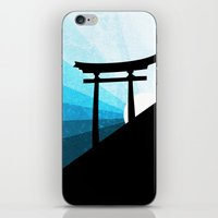 you are my sunshine iPhone & iPod Skins featuring sunshine by Darthdaloon