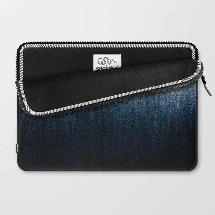 Jean Ombré Laptop Sleeve