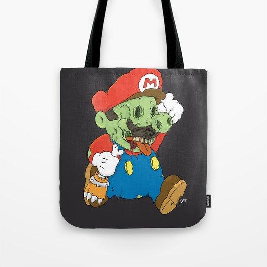 It's A Me Zombio Tote Bag