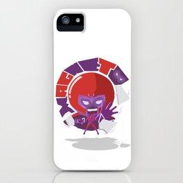 Magneto (style) iPhone Case