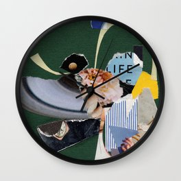 Dreaming Aloud Wall Clock