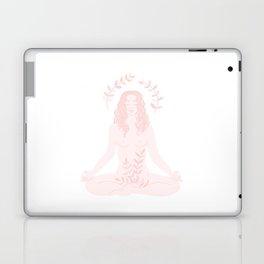 nude meditation Laptop & iPad Skin