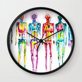 Saints Wall Clock