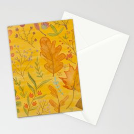 Autumn Blend Stationery Cards