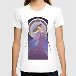 Feyre Archeron Art Nouveau T-shirt